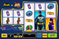 batman the batgirl bonanza playtech игровой автомат