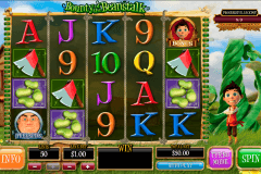 bounty of the beanstalk playtech игровой автомат