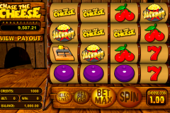 chase the cheese betsoft игровой автомат