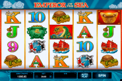 emperor of the sea microgaming игровой автомат