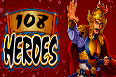 logo 108 heroes microgaming слот