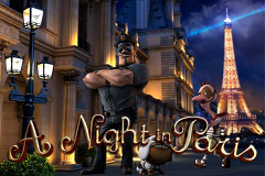 logo a night in paris betsoft слот