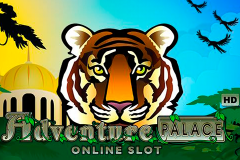 logo adventure palace microgaming слот