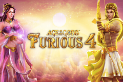 logo age of the gods furious 4 playtech слот