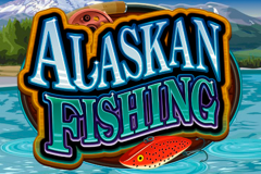 logo alaskan fishing microgaming слот