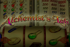 logo alchemists lab playtech слот