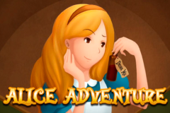 logo alice adventure isoftbet слот