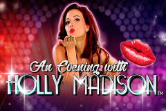 logo an evening with holly madison nextgen gaming слот