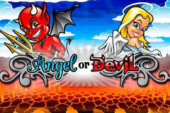 logo angel or devil playtech слот