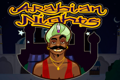 logo arabian nights netent слот
