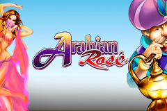 logo arabian rose microgaming слот