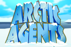 logo arctic agents microgaming слот