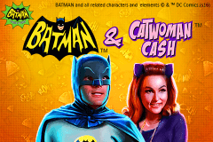 logo batman catwoman cash playtech слот