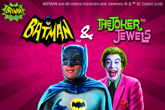logo batman the joker jewels playtech слот