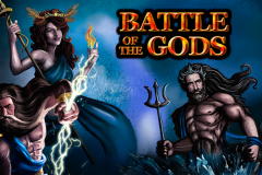 logo battle of the gods playtech слот