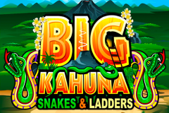 logo big kahuna snakes and ladders microgaming слот