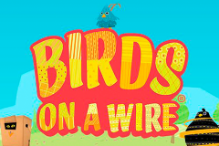 logo birds on a wire thunderkick слот