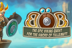 logo bob the epic viking quest netent слот