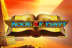 logo book of egypt deluxe novomatic слот