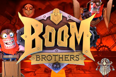 logo boom brothers netent слот