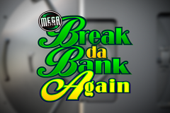 logo break da bank again megaspin microgaming слот