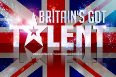 logo britains got talent playtech слот