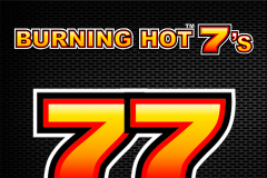 logo burning hot sevens novomatic слот
