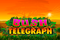 logo bush telegraph microgaming слот