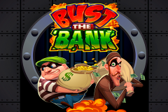 logo bust the bank microgaming слот