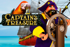 logo captains treasure playtech слот