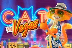 logo cat in vegas playtech слот