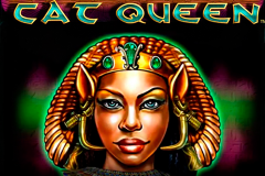 logo cat queen playtech слот