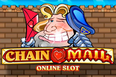 logo chain mail microgaming слот
