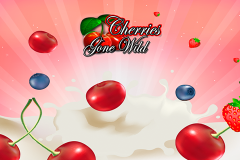 logo cherries gone wild microgaming слот