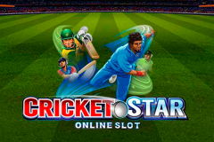 logo cricket star microgaming слот
