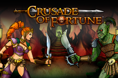 logo crusade of fortune netent слот