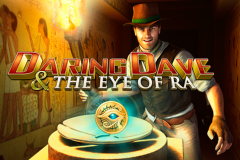 logo daring dave the eye of ra playtech слот