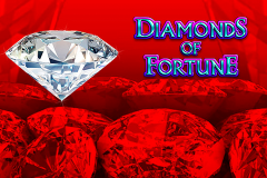 logo diamonds of fortune novomatic слот