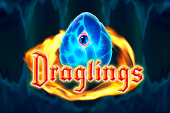 logo draglings yggdrasil слот