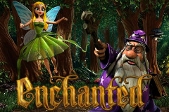 logo enchanted betsoft слот