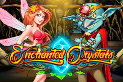 logo enchanted crystals playn go слот