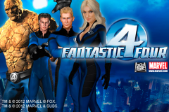 logo fantastic four playtech слот