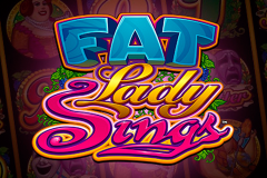 logo fat lady sings microgaming слот