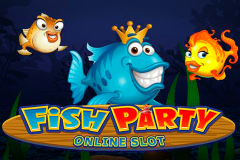 logo fish party microgaming слот