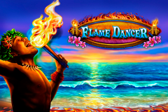 logo flame dancer novomatic слот