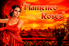 logo flamenco roses novomatic слот