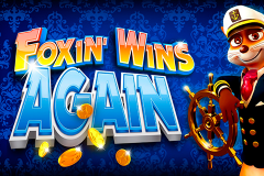 logo foxin wins again nextgen gaming слот