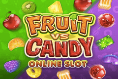 logo fruit vs candy microgaming слот