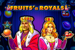 logo fruitsn royals novomatic слот