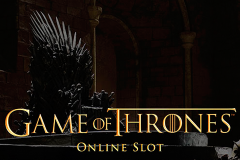 logo game of thrones 15 lines microgaming слот